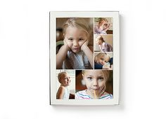Framed Photo Collage for Mother's Day - $27.99