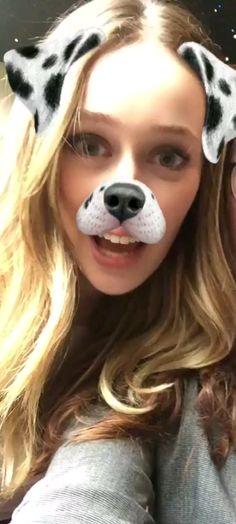 #alyciadebnamcarey #snap #puppy