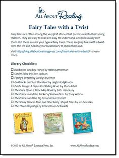 Fairy Tales with a T