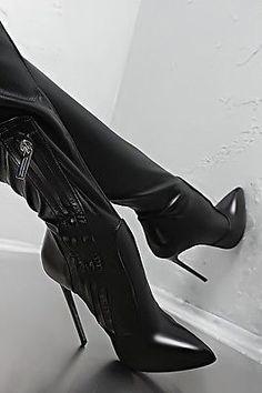 Bild 10 von 12 Sexy High Heels, Hot Heels, Platform High Heels, Thigh High Boots, High Heel Boots, Heeled Boots, Shoe Boots, Shoes, Sexy Stiefel