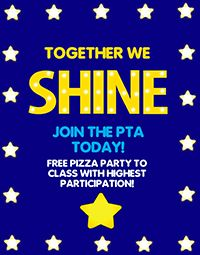 Make a Poster about PTA Membership Drive | Join the PTA Poster Ideas