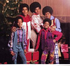 jackson five Christmas Album. memorable childhood christmas gift.