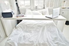 I Want That Overbed Desk.
