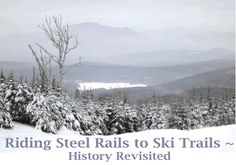 A snow scene in Adirondack Mountains go to http://americanroads.net/adirondack_trail_mix_winter2014%20.htm for the rest of the story
