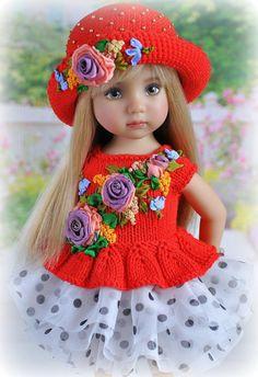 Our Generation Dolls, American Doll Clothes, Cute Girl Wallpaper, Realistic Dolls, Doll Maker, Pretty Dolls, Little Darlings, Crochet Designs, Vintage Dolls