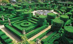 Conheça os labirintos mais legais do mundo - Paisagismo - Plantas, Flores e Jardins