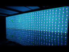 Hermès 8 Ties: An Interactive Digital Installation - YouTube