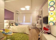 DE QUE COLOR PINTO EL CUARTO? QUE COLOR DEBE TENER LAS PAREDES DE MI HABITACION? by dormitorios.blogspot.com