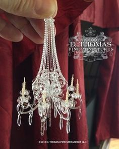 For sale at DThomasFineMiniatures.com Very glamorous