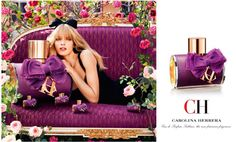 Carolina Herrera CH Eau De Parfum Sublime 2013 Aroma