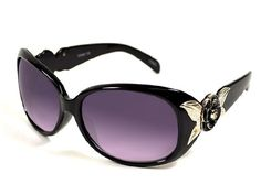 2e17b661510 CV1501-Versace Inspired Sunglasses with Flowers by Chiaravenezia.  14.95.  Compare to Versace 3