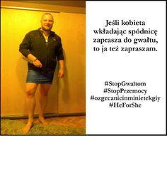 Marcin Filip Maziarz - Razem przeciw kulturze gwałtu! #StopGwaltom #StopPrzemocy #HeForShe #ozgecanicinminietekgiy