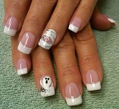 Love the mummy. Are you looking for easy Halloween nail art designs for October for Halloween party? See our collection full of easy Halloween nail art designs ideas and get inspired! Cute Halloween Nails, Halloween Nail Designs, Fall Nail Designs, Cute Nail Designs, Spooky Halloween, Halloween Ideas, Halloween Party, Fancy Nails, Love Nails