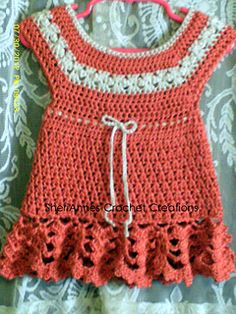Peaches and Cream pattern by Sheri Weber - free on ravelry