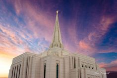 gilbert lds temple picture | Gilbert Arizona LDS (Mormon) Temple Photograph Download #3