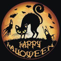 Performance Artistique, Halloween Stickers, Sculpture, In The Tree, Bat Signal, Different Shapes, Superhero Logos, Happy Halloween, Custom Stickers