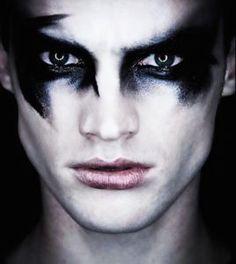 avant garde eye makeup