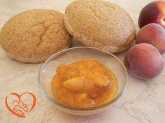 Marmellata albicocche e prugne gialle http://www.cuocaperpassione.it/ricetta/5b221f4c-9f72-6375-b10c-ff0000780917/Marmellata_prugne_gialle_e_albicocche