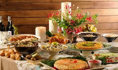 Prepara a ceia toda e decore bem a mesa (Foto: Divulgação)
