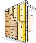 Isolation thermique des murs - Les solutions d'isolation BBC