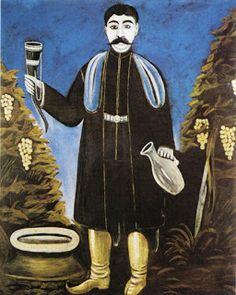 RES PICTA - Εικαστικά θέματα για μουσικές ακροάσεις: Niko Pirosmani (1862-1918)