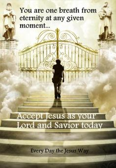 Romans 6:23 (NIV) - For the wages of sin is death, but the gift of God is eternal life in Christ Jesus our Lord.