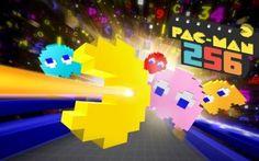 Arrivo imminente per PAC-MAN 256 La nuova versione introdurrà meccaniche di gioco inedite e il supporto multiplayer. Si potrà giocare in quattro in multiplayer locale e ci sarà una nuova opzione per il social sharing. I giocatori do #console #news #pc #pac #man