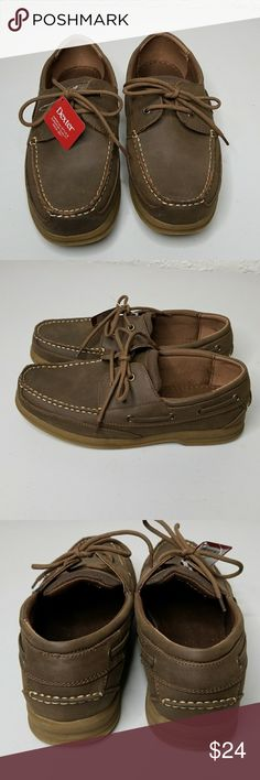Boat Shoes NWT 9.5W NWT!!! Brown Dexter boat shoes Size 9.5W Dexter Shoes Boat Shoes