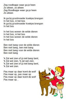 Kinderliedjes - Gastouder Doetinchem Leadership Activities, Physical Education Games, Team Building Activities, Group Activities, Elementary School Counseling, Elementary Schools, Wolf, Holland, Dutch Language