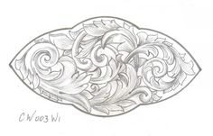 The Engraver's Cafe - The World's Largest Hand Engraving Community - sketch
