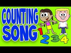 Counting Songs for Children - Counting Together - Kids Songs by The Learning Station - YouTube