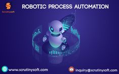 Scrutinysoft Technology provides robotic process automation solutions in various business processes like human resource process, payroll, accounts receivable & payable, inventory management, data entry & migration, reports. #rpa #rpadeveloper #robotsoftware #RoboticProcessAutomation #BusinessProcessAutomation #AutomationSolutions #RoboticsCompanies Robot Software, Robotics Companies, Inventory Management, Data Entry, Human Resources, Chennai, Accounting, Technology, Business