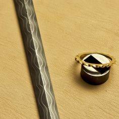 Guinea Hog Forge: Steampunk Sword Cane for Blade Show