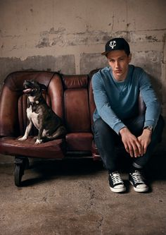 Jack & Jones Autumn/Winter 2013 Vintage Advertising Campaign | SAMUEL JING