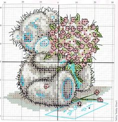 tatty teddy bouquet sitting 3