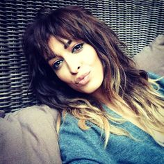 Love her hair! Her Hair, Love Her, Long Hair Styles, Celebrities, Face, Beauty, Beautiful, Instagram, Fashion