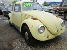 1970 Volkswagen Beetle - $2,295