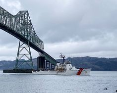 The U.S. Coast Guard Cutter Alert and its crew return to homeport in Astoria, Oregon following a 63-day patrol enforcing international laws and treaties to disrupt illegal narcotics and migrant smuggling.