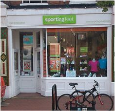 Sporting Feet in Lacy Road, Putney sells great quality footwear for all major sports including football, rugby, netball, hockey, running, racquet sports, gym & fitness, cricket and others.  This is a great family shop for adults and kids who offer great service and expert advice. The shop is also a useful hub of information on sport in the local area.  Sporting Feet are particularly well known for running shoes and offer free natural gait analysis and free digital foot scanning.