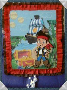 Piñata Jake el Pirata 2
