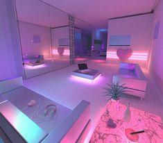 Aesthetic room decor aesthetic room decor classy design neon room decor best ideas on define lighting . Girl Bedroom Designs, Girls Bedroom, Bedroom Decor, Bedroom Ideas, Awesome Bedrooms, Cool Rooms, Dream Rooms, Dream Bedroom, Neon Room