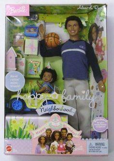 Mattel Barbie''Alan & Ryan Ethnic'' -Affordable Gift for your Little One! Item #IA4L-B5754 Mattel http://www.amazon.com/dp/B003H245XQ/ref=cm_sw_r_pi_dp_hFIOtb1QF3PK7PD7