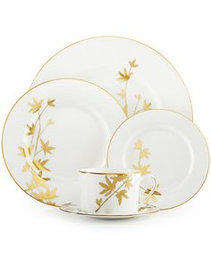 kate spade new york oliver park collection fine china macyu0027s