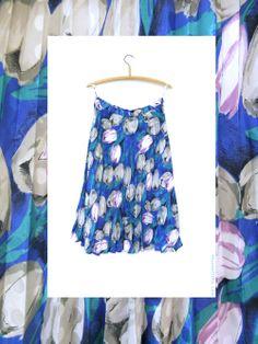 Tulip Skirt, Flower Skirt, Tie Dye Skirt, Vintage Outfits, Ballet Skirt, Skirts, Photography, Etsy, Shopping