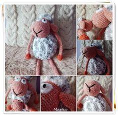 Winter Hats, Crochet Hats, Teddy Bear, Animals, Knitting Hats, Animales, Animaux, Teddy Bears, Animal