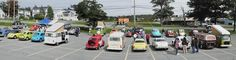 The 7th Annual Vintage V-Dubbers  Show & Shine  Held at John's Lunch, Dartmouth, Nova Scotia.