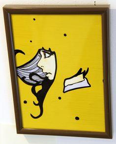 Yellow Character Design 黄色のキャラクターデザイン Design Festa Gallery