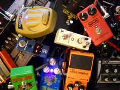 northtownsound - purveyors of fine stompboxes and audio esoterica