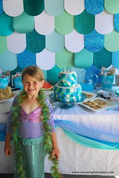 My daughter is in love with the Little Mermaid. Parenting done right! Classics. - perfect for a party at www.ramadatropicsresort.com!