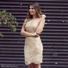 """""""A @arianecanovas ficou ainda mais diva com esse vestido PODEROSO!!  #arianecanovas #blogtrendalert #dress #diva #segunda Referência: 980327"""""""